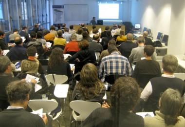 """Formación correspondiente al postgrado """"Facility Management"""" 2012 a l'Escola Sert del COAC"""