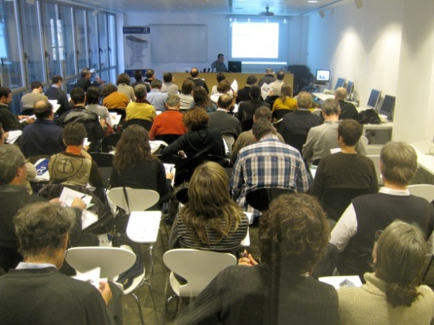 """Formació dins del postgrau """"Facility Management"""" 2012 a l'Escola Sert del COAC"""