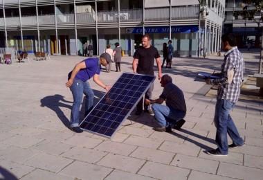 Curso de Energía Solar Fotovoltaica a la Associació d'Instal·ladors de l'Hospitalet de Llobregat