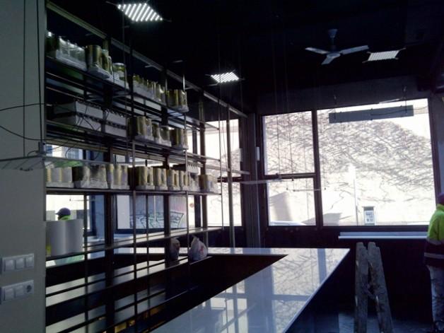 Projecte executiu instal·lacions i legalitzacions del local MITJA VIDA