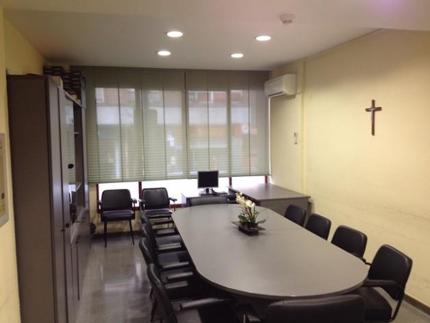 Auditoria d'una residència per a gent gran a L'Hospitalet de Llobregat.