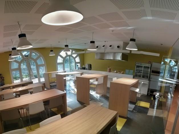 Realització de projectes tècnics de legalització de les instal·lacions de gas i electricitat de diferents cuines per l'empresa Aramark.